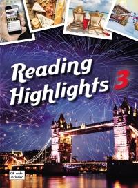 高中升學應考推薦用書:Reading Highlights 1~3