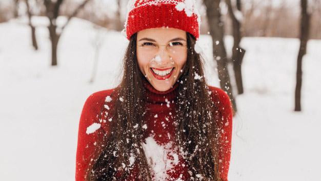 與冬季下雪相關的英文單字