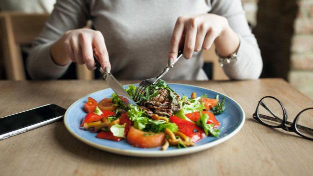 飲食習慣英文說法